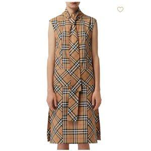 Burberry Dresses - ⛔️SOLD⛔️NWT Burberry cotton dress size 6